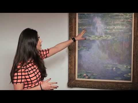 Video: Claude Monet's Nymphéas