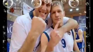 Поздравление для команды БК Новосибирск  с Новым годом! 2015