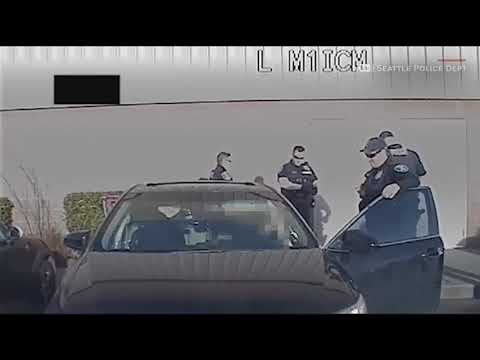 Seattle police surprise COSTCO shoplifters