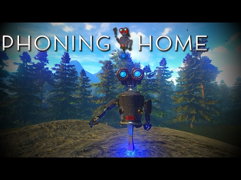 ABSOLUTELY BREATH TAKING! :: Ep 1 :: Phoning Home Gameplay