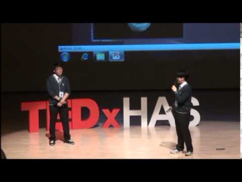 Chicken ribs, about its awkward desire. | Ho-Young Go, Sun-Woong, Kim | TEDxHAS