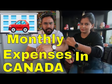 COST OF LIVING IN CANADA | CAN YOU SURVIVE ON MINIMUM SALARY