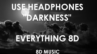 Darkness - Eminem| 8D MUSIC