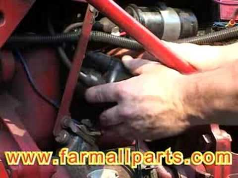hqdefault how to convert farmall cub distributor to pertronix ignitor  at bakdesigns.co
