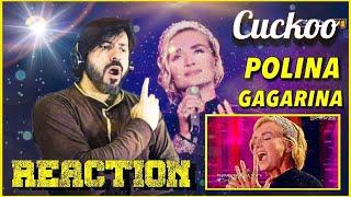 Download POLINA GAGARINA - CUCKOO | Reaction by Zeus Mp3 and Videos