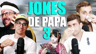 Jokes de papa -  Steelorse et Simon Leclerc VS GaboomFilms