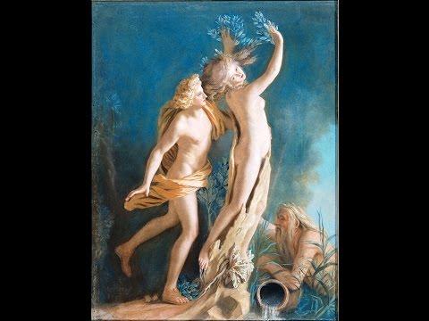 "G.F.Händel ""Apollo e Daphne"" Günther Wich"