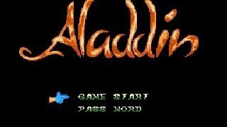 Aladdin Nes Gameplay - Full Walkthrough [Nostalgia] (HQ)
