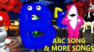 ABC Slow & More Songs   Kids Songs   Nursery Rhymes   Baby Songs   Children Songs