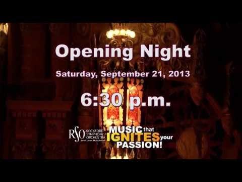 RSO Opening Night