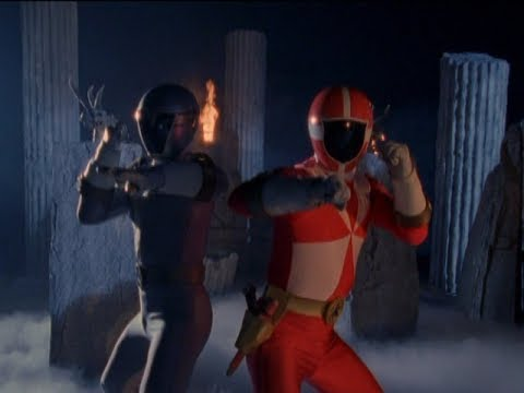 Power Rangers Lightspeed Rescue  Fate of Lightspeed  Red Ranger's Final Mission