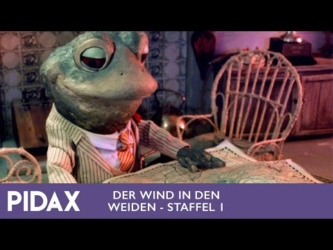 Der Wind in den Weiden YouTube Hörbuch Trailer auf Deutsch