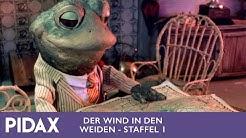 Pidax - Der Wind in den Weiden - Staffel 1 (1984, Animationsserie)