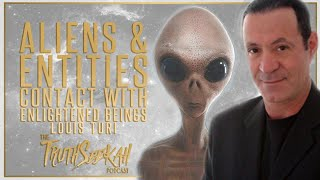 Download Louis Turi  Aliens & Entities  Contact With Enlightened Beings