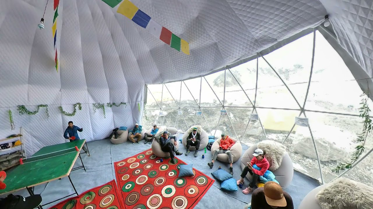 Luxury Everest Base Camp 2021