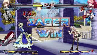 PC Longplay [996] Nitroplus Blasterz Heroines Infinite Duel