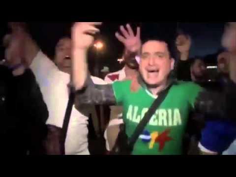 Дождались  Алжирцы передали привет Путину