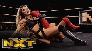 Santana Garrett vs. Taynara Conti: WWE NXT, Nov. 6, 2019