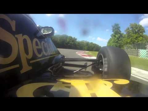 Lotus 92 Brands Hatch 2013 Race 1 Part 2