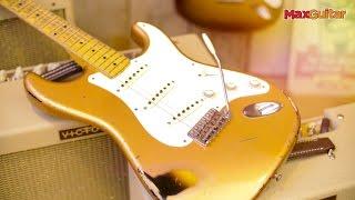 Max Guitar - Fender 1957 Stratocaster Masterbuilt Todd Krause