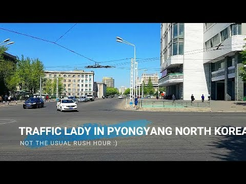 Pyongyang City Tour - May Day in North Korea