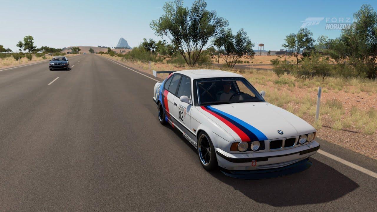 BMW 400 KMH Forza Horizon 3  YouTube