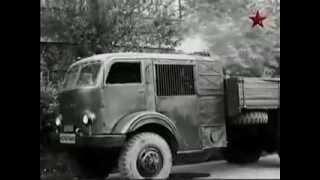 Советский паровой автомобиль НАМИ 012