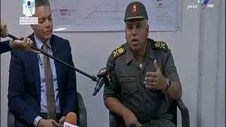 فيديو| الوزيري : هدفنا من الطريق الدائري الإقليمي ورفع المعاناة عن المواطنين