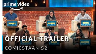 Comicstaan – Season 2 Out Now