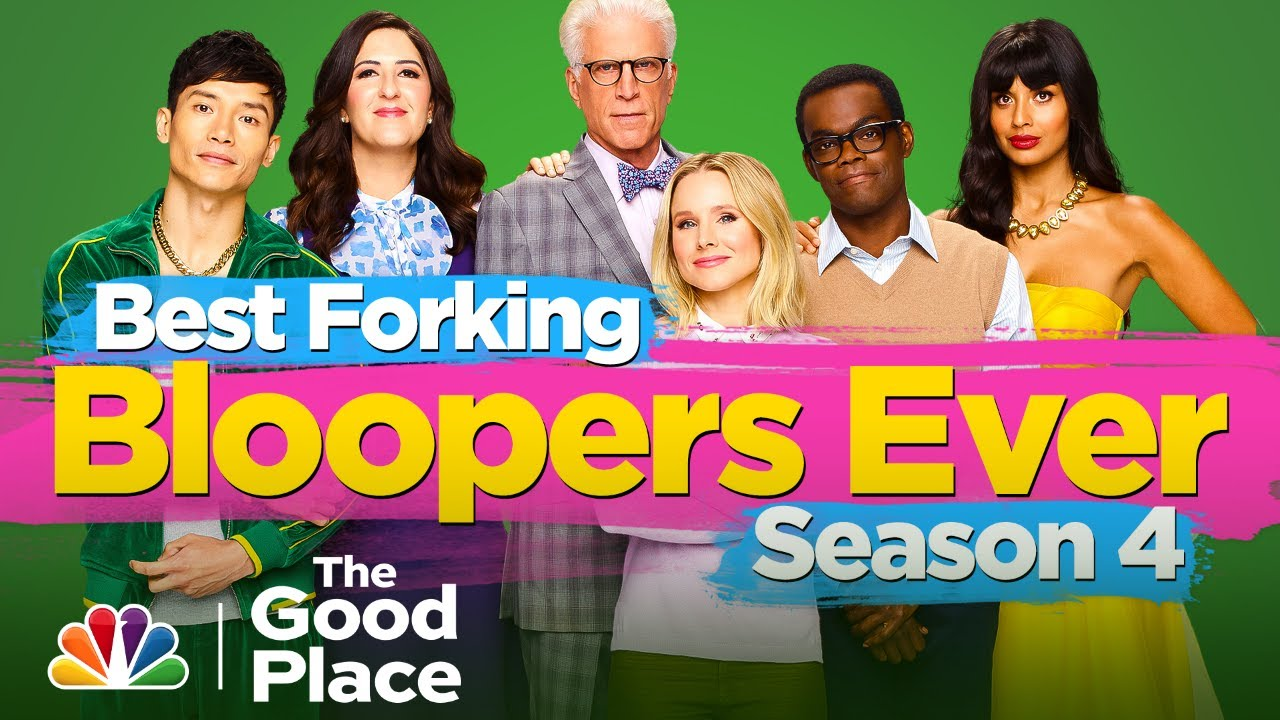 Season 4 Bloopers - The Good Place