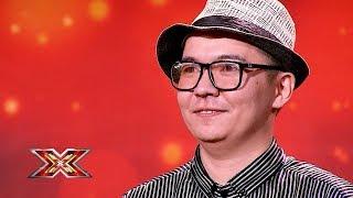 Рустем Мереке. Прослушивания. X Factor Kazakhstan. 5 Эпизод.