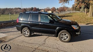 My Favorite Lexus? 2009 GX 470 Review