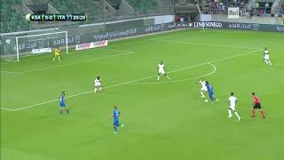 Arabia Saudita - Italia 0-1 - Gol di Balotelli HD