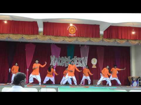 Theme : Devotional,Hanuman Chalisa Act : Shockers Zone Dance Academy