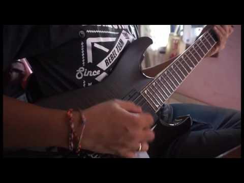 painful by kisses - salvation ( guitar playtrough)