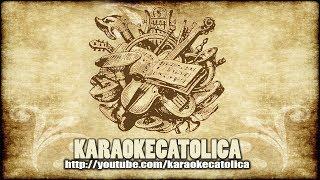 Karaoke A Ti Virgencita [Mariachi]