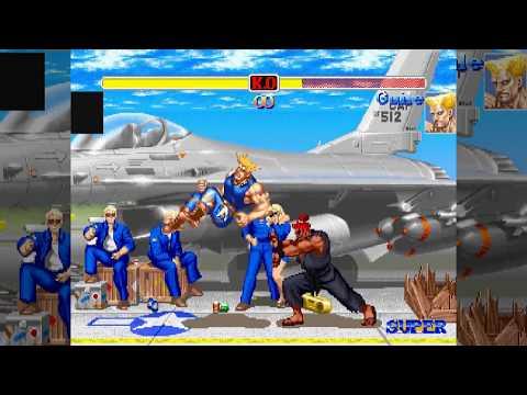Akuma - HYPER STREET FIGHTER II