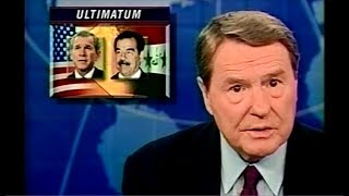 Debate on Brink of the Iraq War - NewsHour with Jim Lehrer - M…