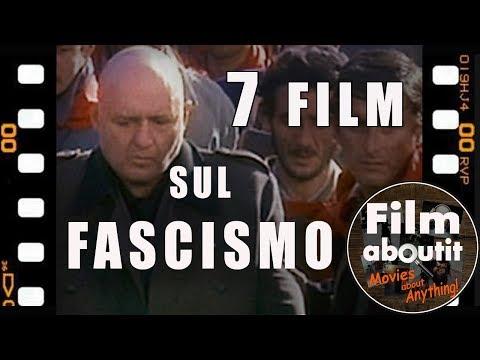 film sul periodo fascista