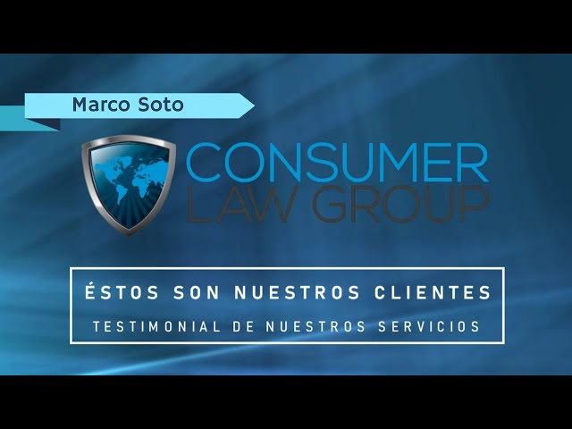 Estos son nuestros clientes: Testimonial Marco Soto