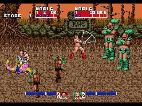 Image result for Golden Axe