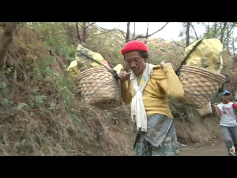 Deadliest Journeys - Java Volcano