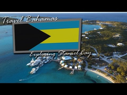 Travel Bahamas 2017 : Exploring Staniel Cay and the Exumas Out Islands