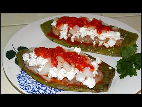 HUARACHES DE NOPAL y QUESO , Recetas con nopales, huaraches vegetarianos