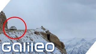 Die höchste Straße der Welt: Wie gefährlich ist es hier? | Galileo | ProSieben