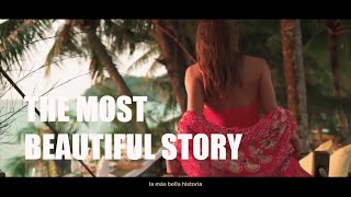 Juanjo Andújar - The Most Beautiful Story (Lyric video)