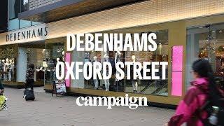 Debenhams Oxford Street opens in-store Christmas Market