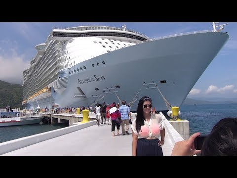 Royal Caribbean Allure of the Seas Vacation Special