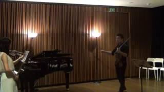 Masterclass with the Stradivari Quartet 4