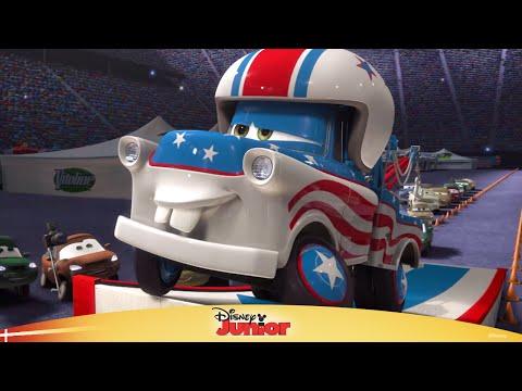 Biler: Bumle som vågehals - Disney Junior Danmark